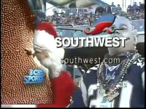 2003 NFL on CBS Promo 1