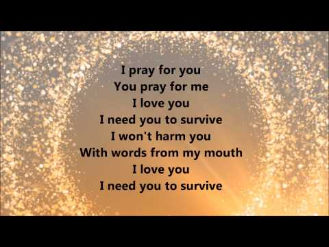 I want you i need you i love you lyrics