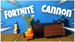 Fortnite Cannon #stikbot