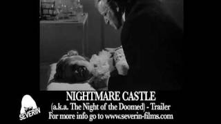 Nightmare Castle - Trailer