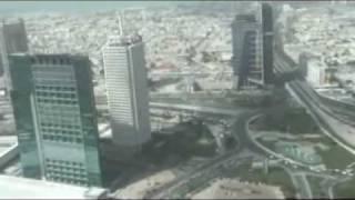 Dubai & The World islands from the Sky (English)