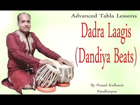 DANDIYA DANCE BEATS-Tabla Lesson #27