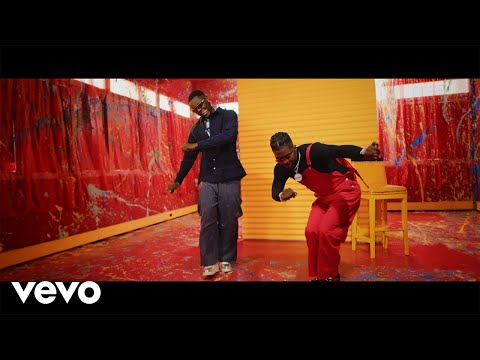 Смотреть клип Skiibii - Somebody Ft. Kizz Daniel