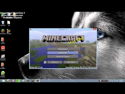 How to download Texture packs for Minecraft ( Easiest Tutorial )