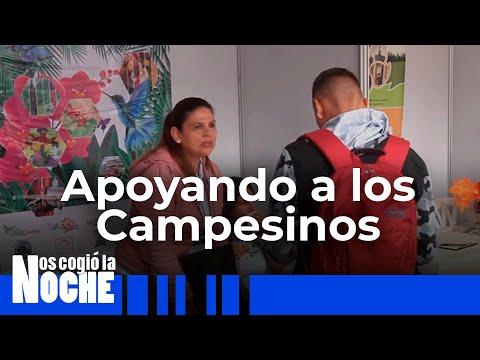 La Alcaldía De Medellín Apoya A Los Campesinos - Nos Cogió La Noche