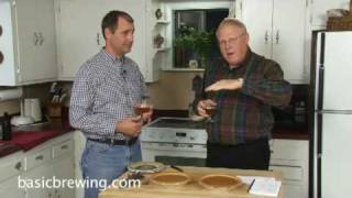 Basic Brewing Video - Sweet Potato Pie And Beer - November 26, 2009