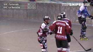 1ère ligue : Fontenais - La Baroche 4-6