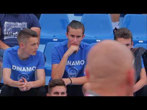 DINAMO u finalu Hrvatskog kupa