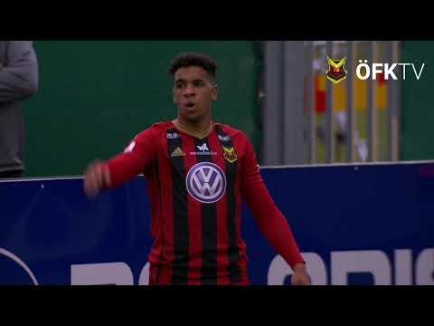 Höjdpunkter ÖFK-IFK Göteborg 2019