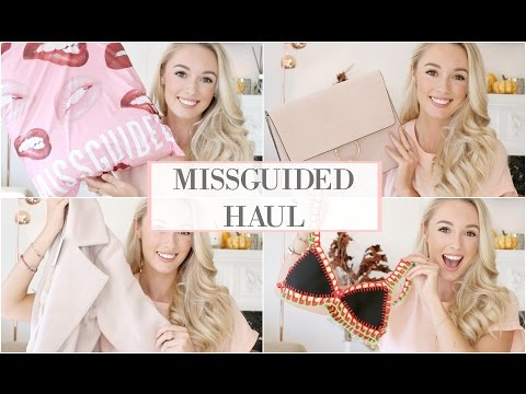 Missguided HAUL, UNBOXING & TRY ON!   |   Fashion Mumblr