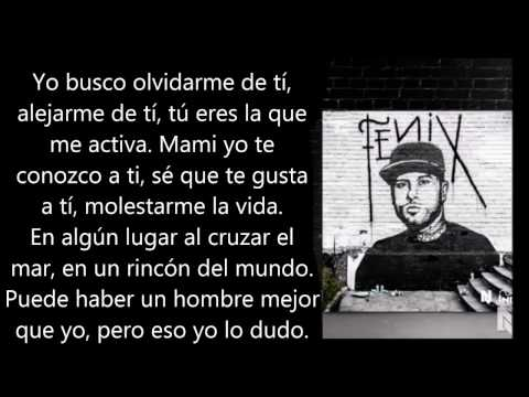 No Te Vayas - Nicky Jam (Lyric Video)
