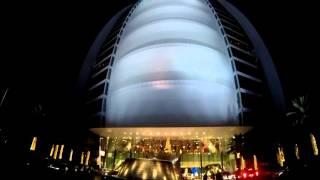 Drina goni drin w Burj Al Arab - czyli kto zabroni biednemu żyć na bogato