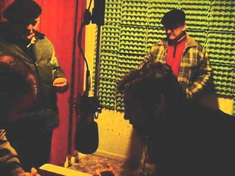Kerman Abasolo y Claudio Abasolo en Radio Paula FM Laja