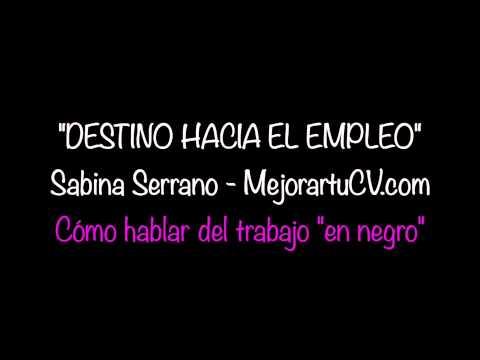 Destino hacia el empleo (23) Cómo hablar del trabajo