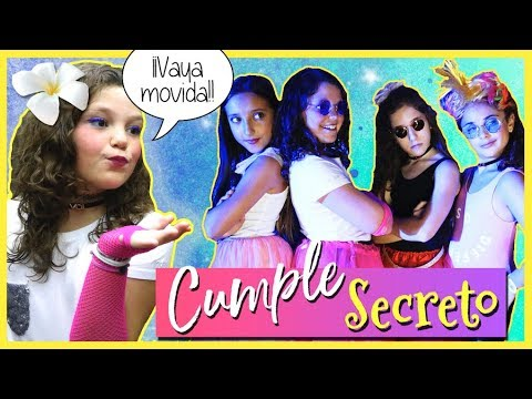 Download EL CUMPLEAÑOS SECRETO de CLODETT... 😱 Sus amigas YOUTUBERS le damos una sorpresa ¡Vaya movida!