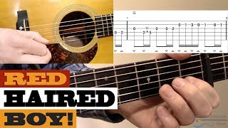 """""""Red Haired Boy"""" 