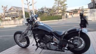 ドラスタの星 カスタム桜塚れい お見送り DragStar400 ドラスタ 検索動画 12