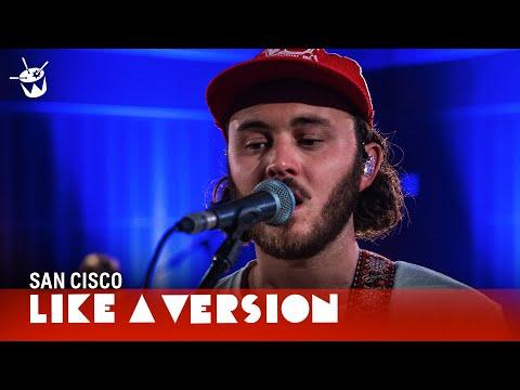San Cisco cover Clairo '4EVER' for Like A Version
