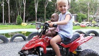 Road Runner - БАГГИ для Детей! Отличное место для отдыха всей Семьей на Пхукете, Таиланд