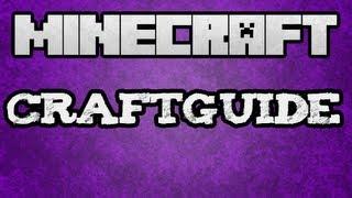 ★ Minecraft Mod Spotlights - Craftguide Mod Tutorial (w/ KestalKayden)
