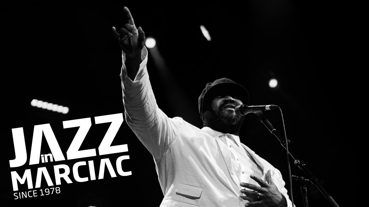 Gregory Porter @Jazz_in_Marciac 2019