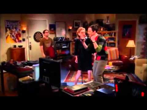 The Big Bang Theory- Music, Dance & Singing