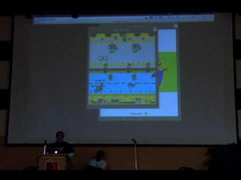 Pixels, Programming, Play & Pedagogy: Provost's Luncheon Presentation V.2