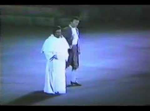 Martinucci in La Forza del Destino 1989
