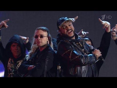 Филипп Киркоров и Егор Крид- Цвет настроения черный (Главный новогодний концерт)