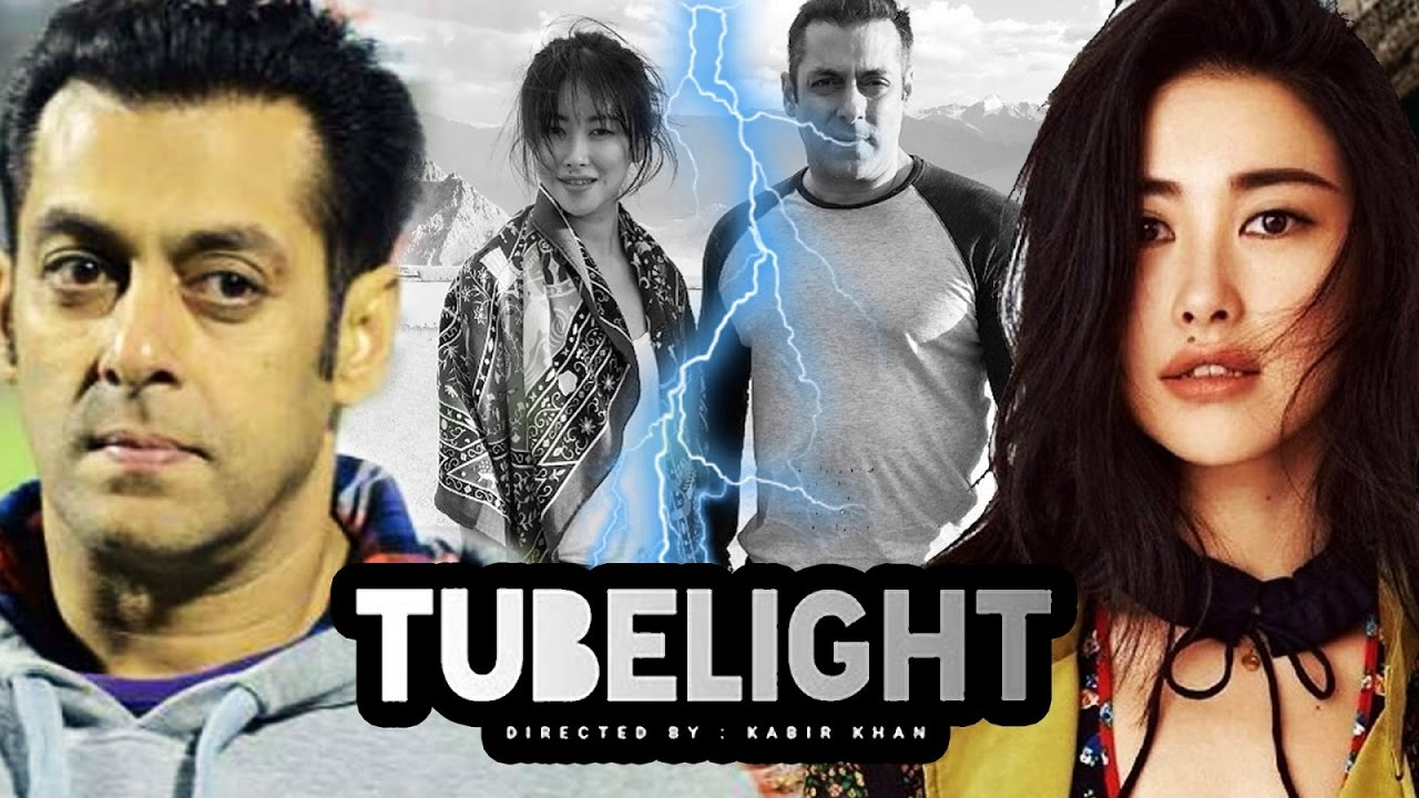 Tubelight Official Trailer 2017 Hd Salman Khan Katrina Kaif Zhu