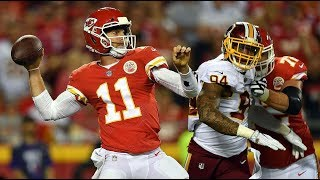 Alex Smith Traded!!! Andy Reid Rips Off Redskins AGAIN!!! More Leftovers!!!