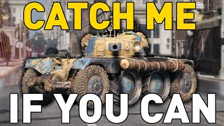 CATCH ME IF YOU CAN! - World of Tanks