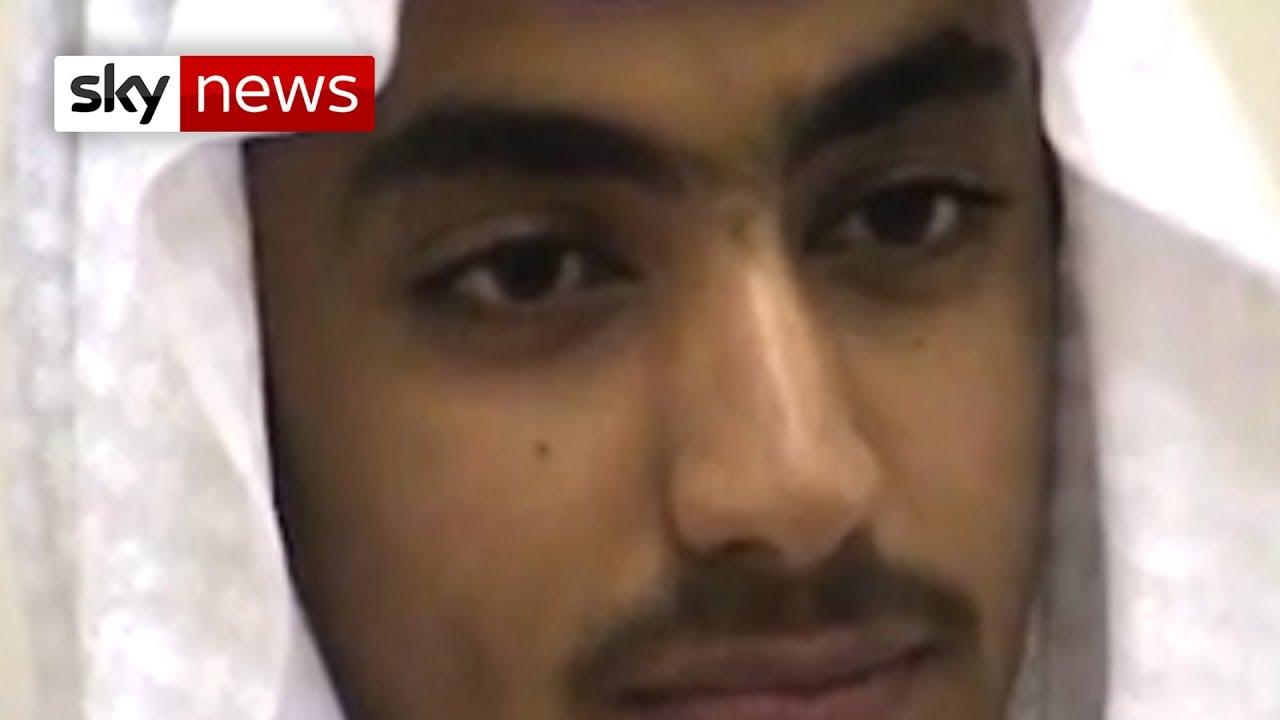 Osama Bin Laden's Son Killed In US Counterterrorism Operation, Trump Says
