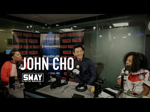 John Cho Comments On the Use of Yellowface + Talks New Movie 'Star Trek Beyond'