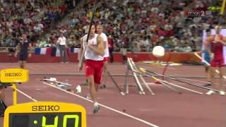 MŚ Pekin 2015  skok na brązowy medal P. Wojciechowski
