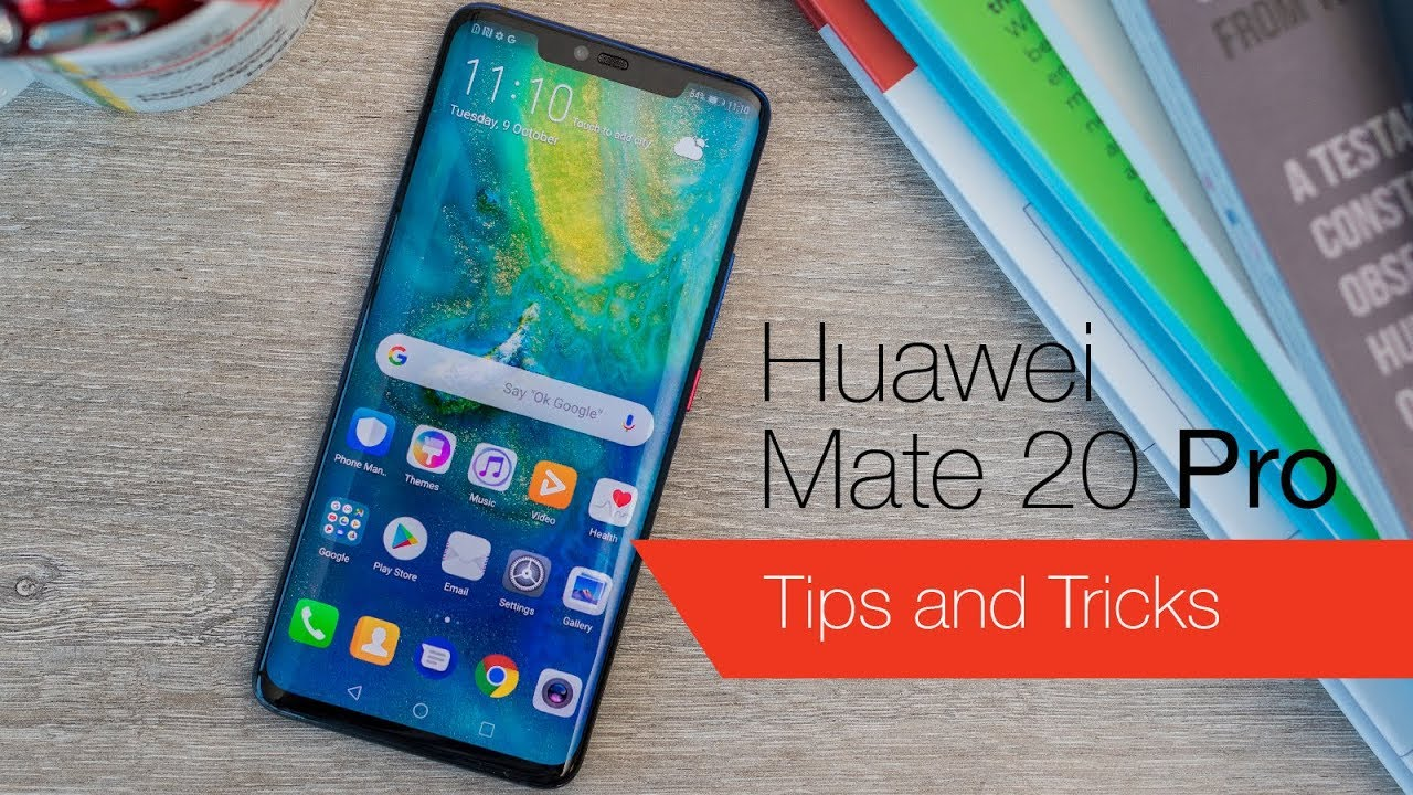 Huawei Mate 20 Pro - Tips and Tricks