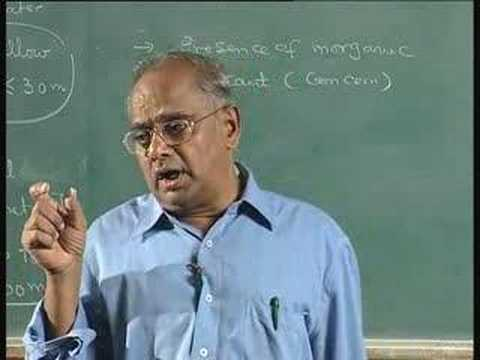 Lecture 1 Introduction to Water & Waste Water Engineering