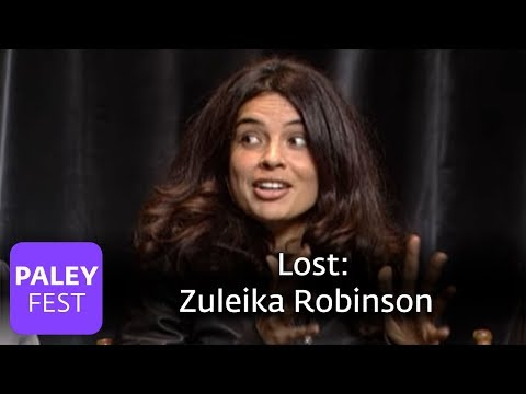 Lost - Zuleika Robinson on Playing Ilana (Paley Center Interview)