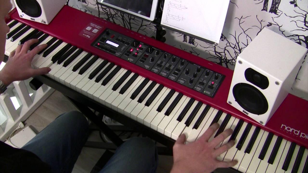 Myrskyluodon Maija Piano