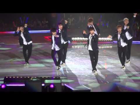 140810 BTS - The Rise of Bangtan KCON 2014 LA