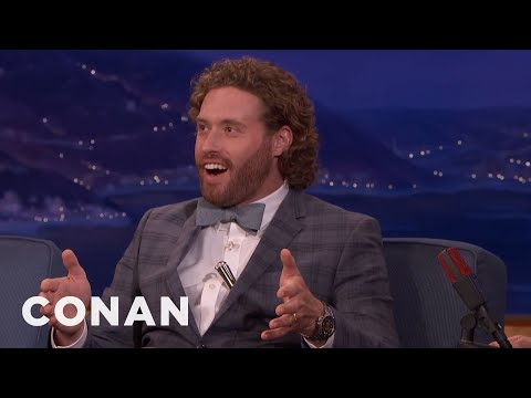 "T.J. Miller Tried To Explain ""Gorburger"" To Al Gore  - CONAN on TBS"