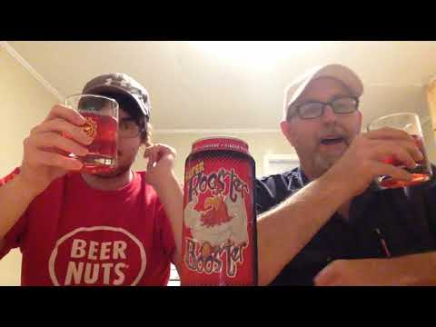 The Beer Review Guy # 691 Super Rooster Booster Energy Drink