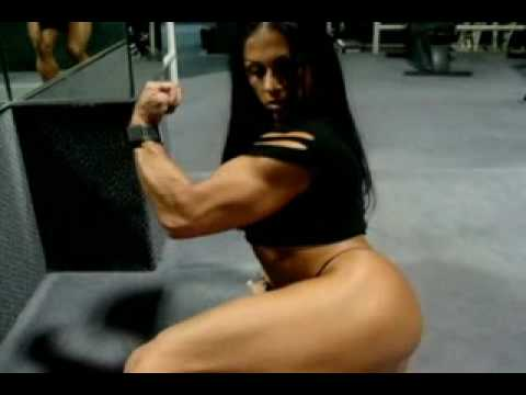 Female Bodybuilder Videos - Amazing Muscle Girl Workout Must See from YouTube · Duration:  31 seconds