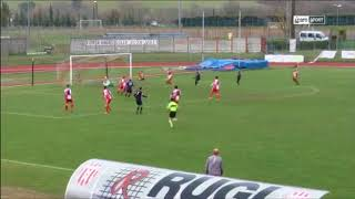 Serie D Girone D Colligiana-Rimini 1-1 Icaro Sport