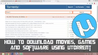 Video How To Download Movies, Games and Software using uTorrent 2017 ▌Download Movies for Free download MP3, 3GP, MP4, WEBM, AVI, FLV September 2018