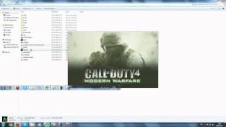 TUTO telecharger et installer call of duty 4 [MULTIJOUEUR] [PC] [HD]