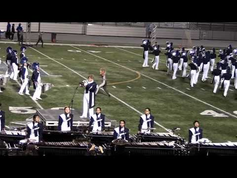 2019 Trabuco Hills High School Thundering Mustangs Marching Unit - October 11, 2019