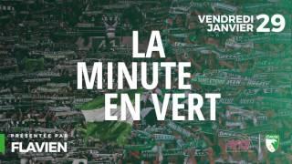 La Minute en Vert : Selnaes / Polomat - jeudi 29 janvier
