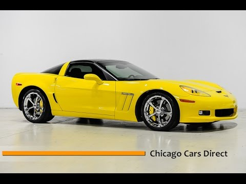 Chicago Cars Direct Reviews Chevrolet Corvette GS Coupe Z - Sports cars direct