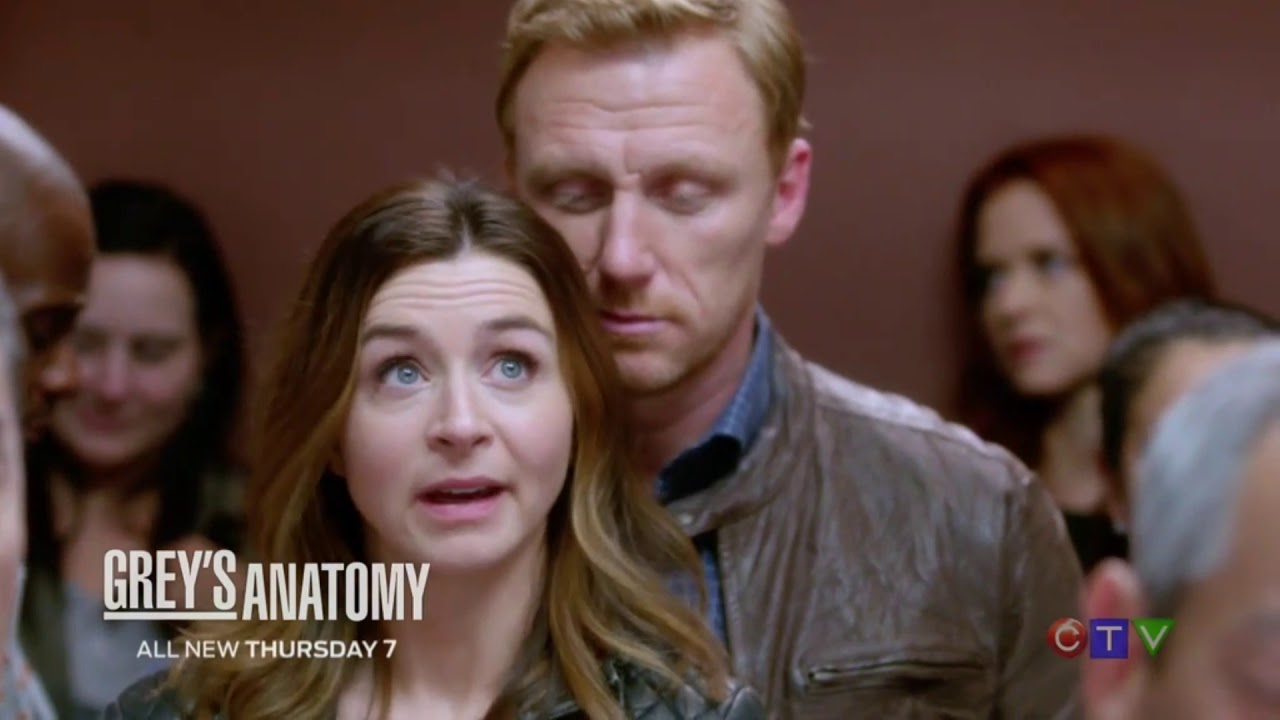 Grey\'s Anatomy 14x14 CTV Promo - Games People Play - YouTube